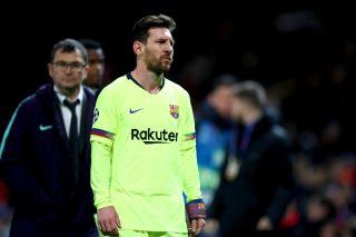 Manchester United v Barcelona – UEFA Champions League – Quarter Final – First Leg – Old Trafford