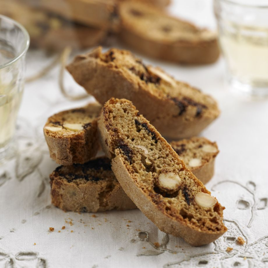 Almond and Chocolate Biscotti recipe-Chocolate recipes-recipe ideas-new recipes-woman and home