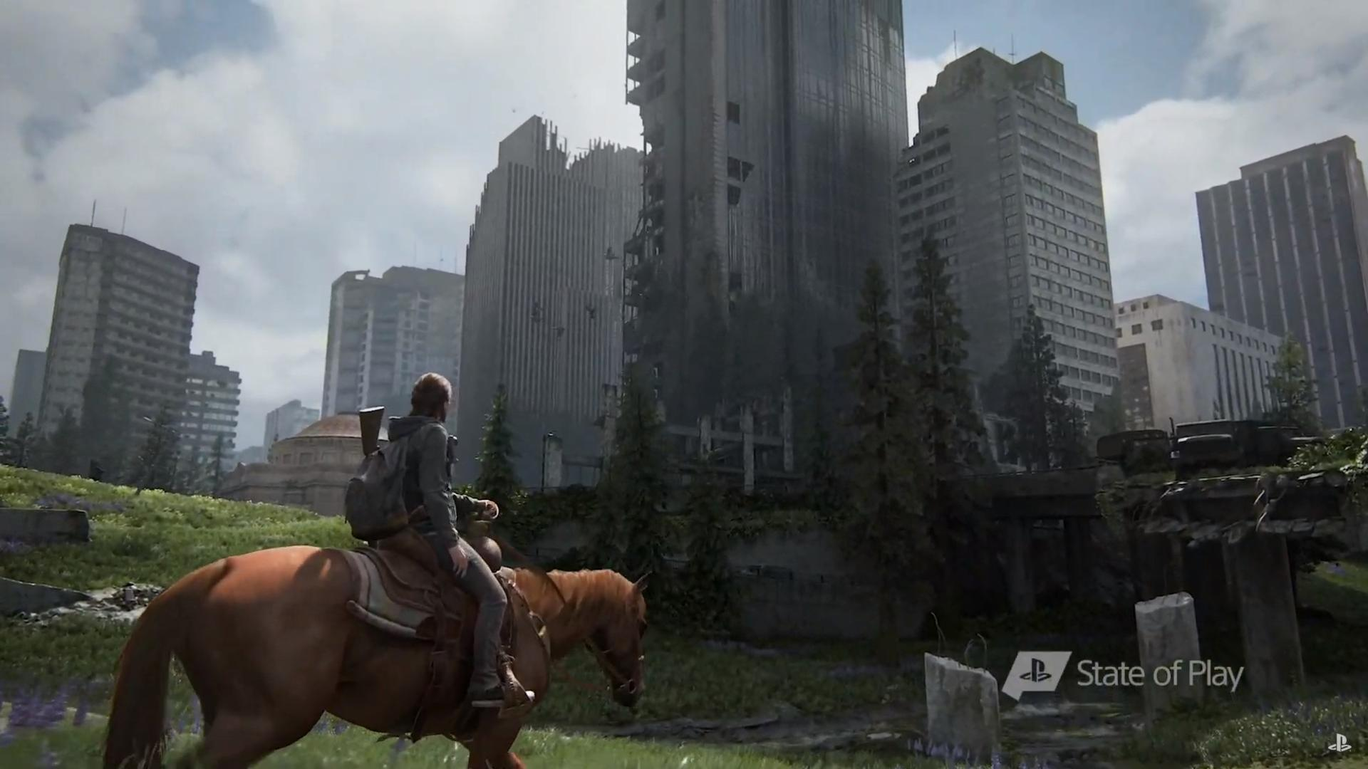 The Last Of Us Part 2 Trailer Brutally Reveals Why Ellie S Killing