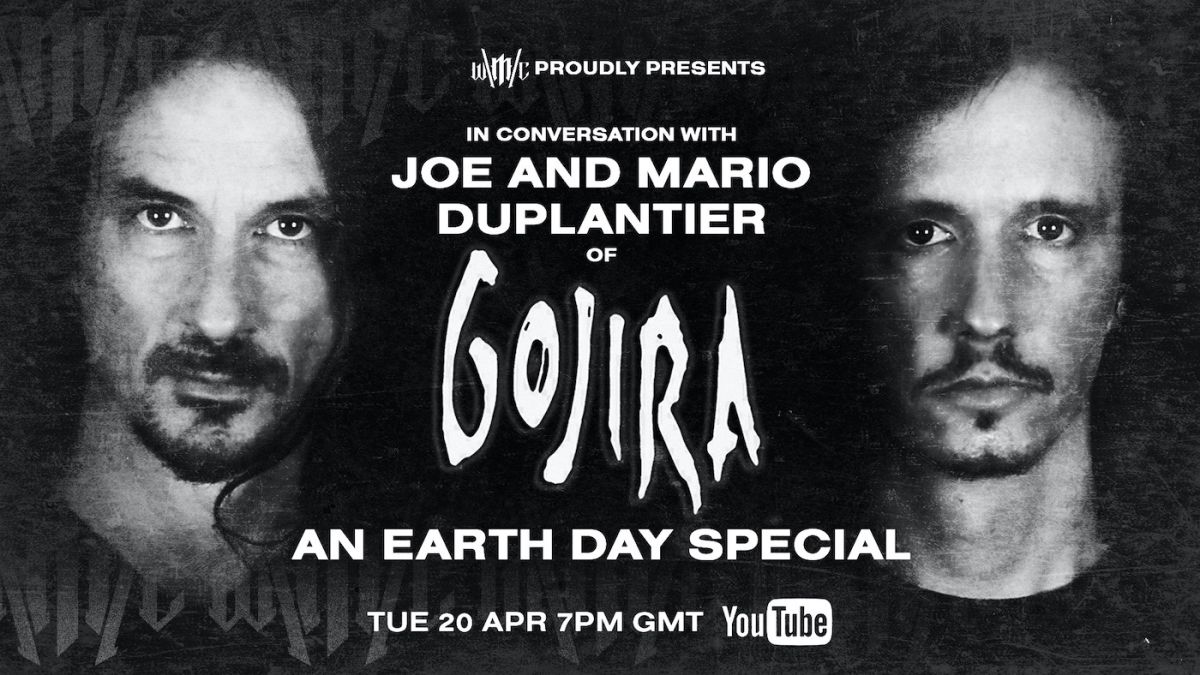Gojira's Joe and Mario Duplantier to guest on special Earth Day World Metal Congress discussion