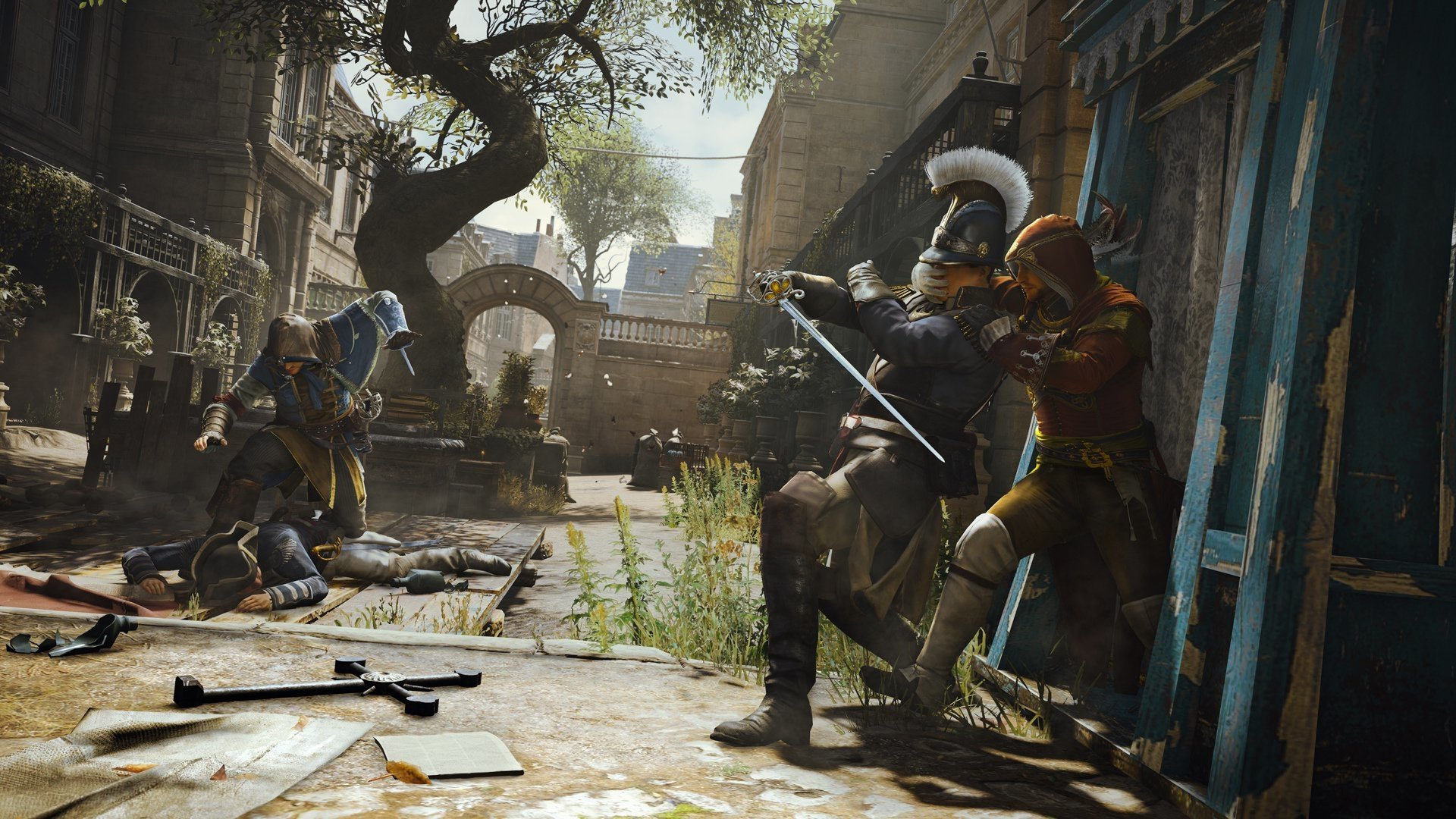 Assassin S Creed Unity Needed To Increase Server Capacity Years