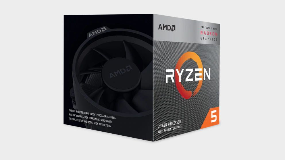 AMD Ryzen 4000 APUs will make for a mean budget gaming PC