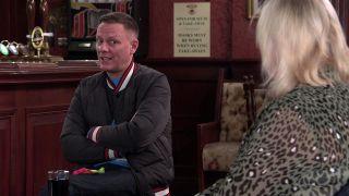 Coronation Street spoilers: Sean Tully feels all alone…