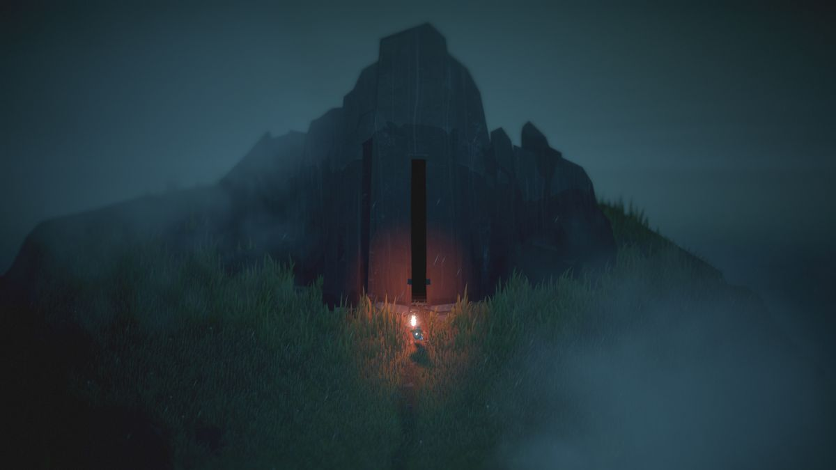 Capybara's dark, violent roguelike Below is out now