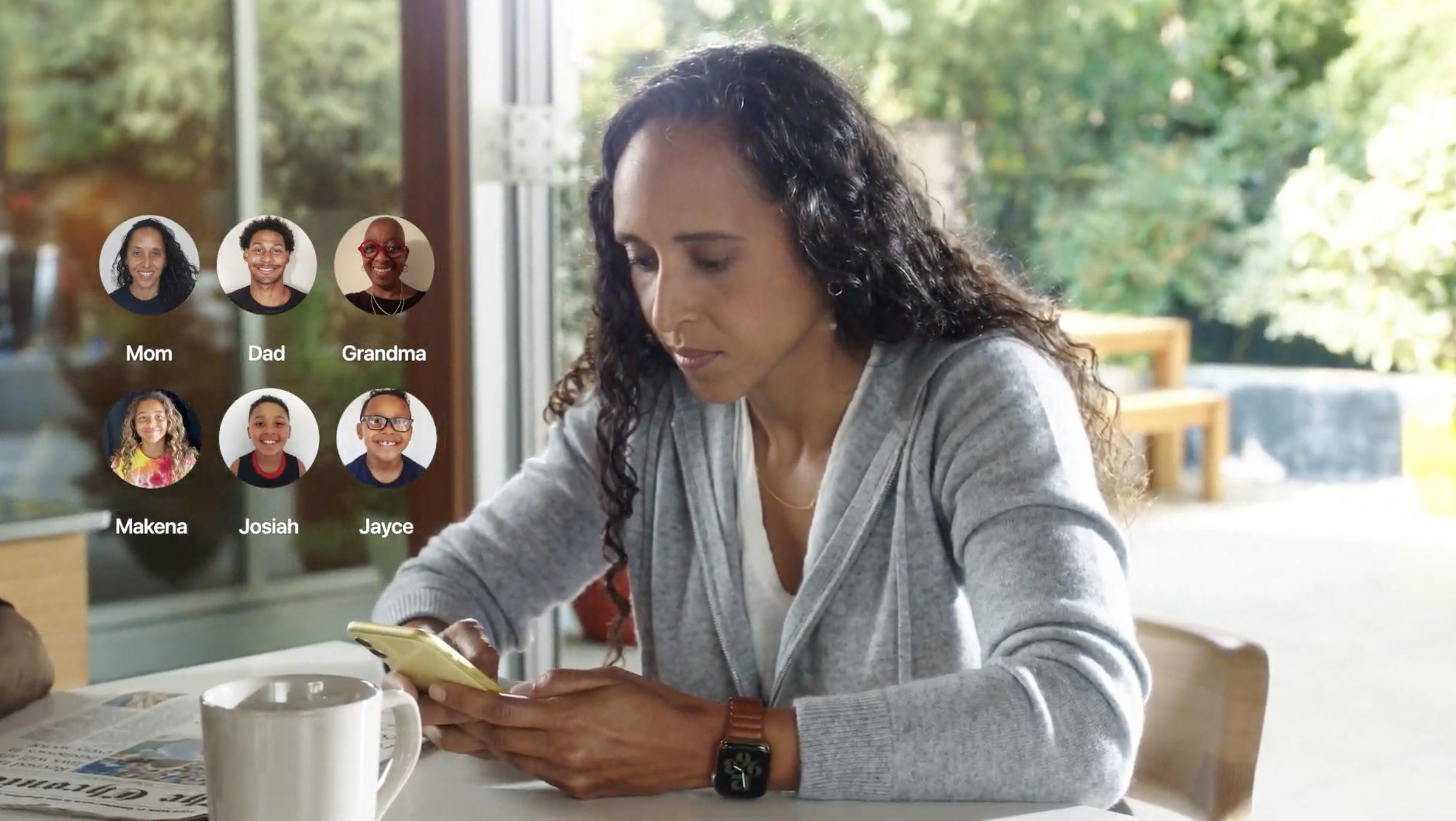 best gps tracker Apple Watch Family Setup