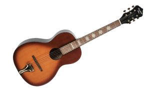 Recording King's new Justin Townes Earle signature acoustic guitar