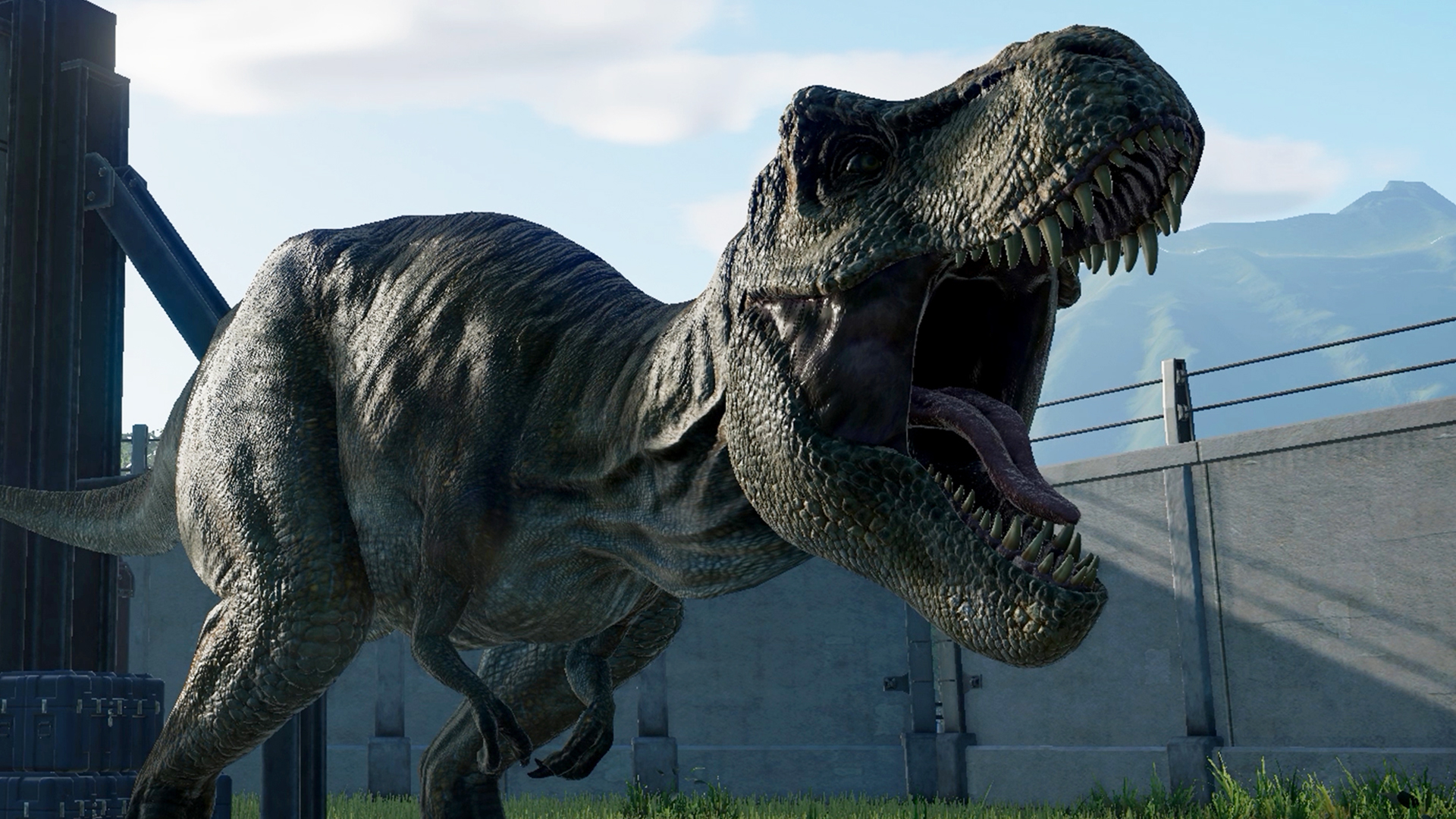 Frontier elaborates on why Jurassic World Evolution doesn't