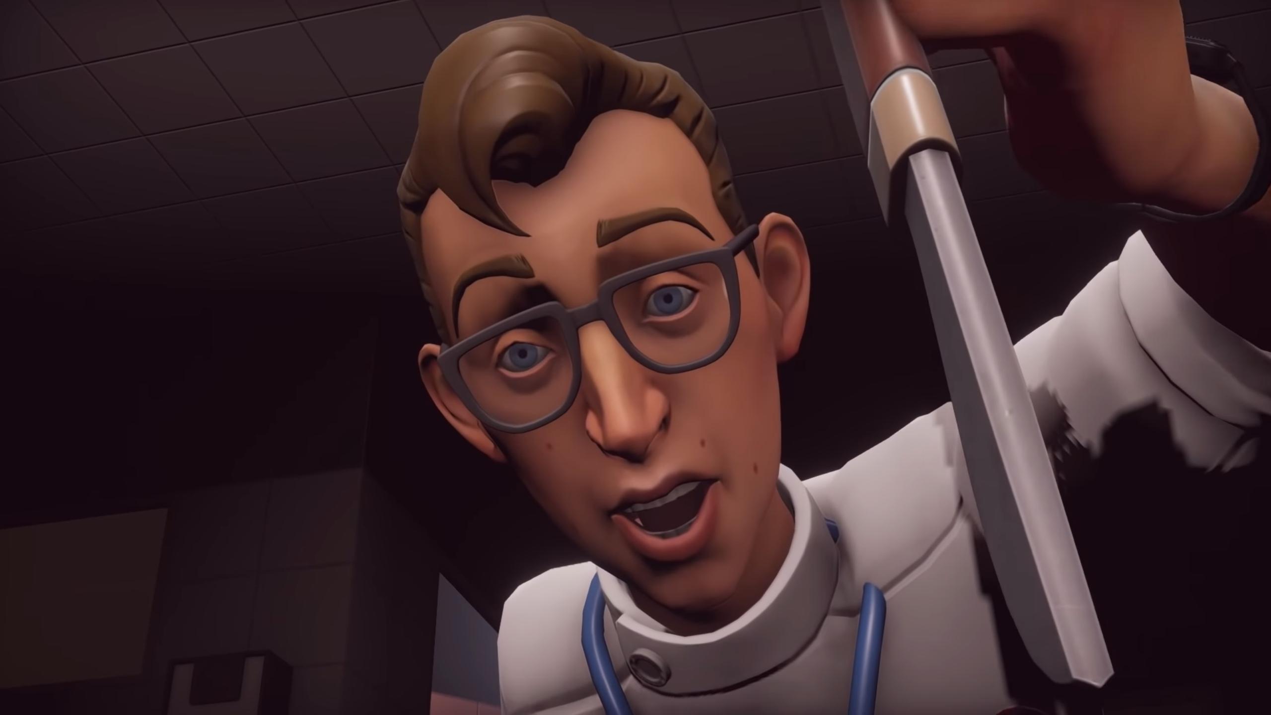 Here S A New Surgeon Simulator 2 Gameplay Trailer It Has Great Music Pc Gamer