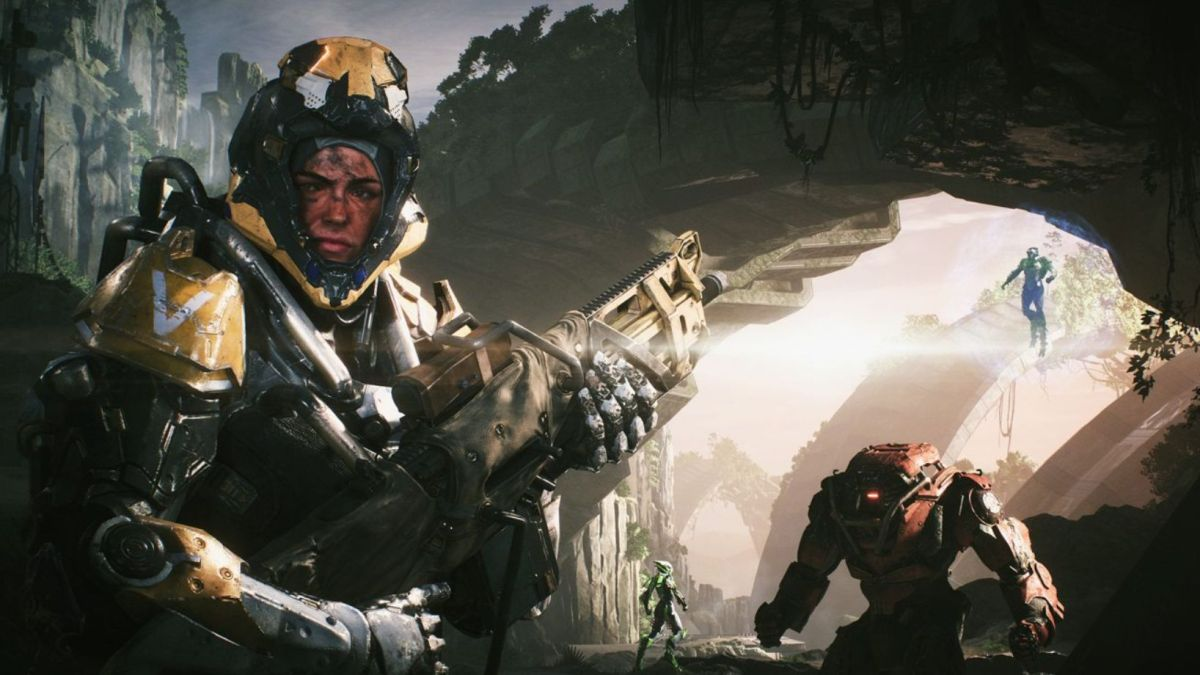 Anthem's 'Day One' patch is live now
