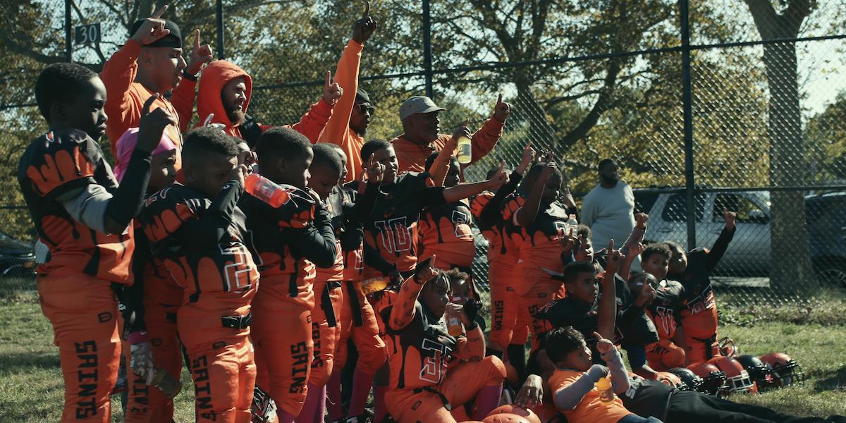 We Are: The Brooklyn Saints group shot Netflix