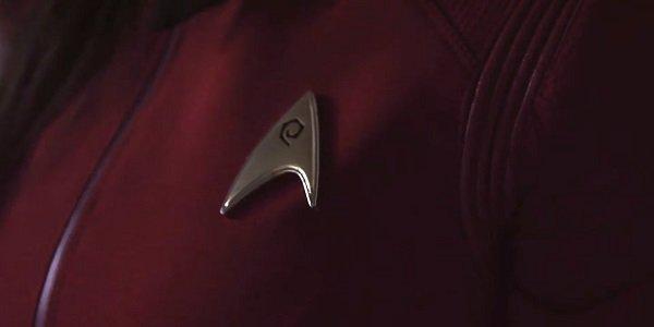 Star Trek Insignia Star Trek Discovery CBS All Access