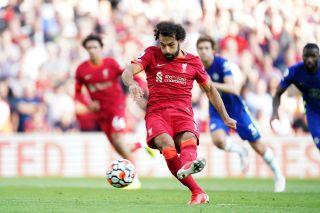 Liverpool v Chelsea – Premier League – Anfield