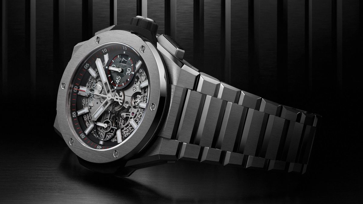 Hublot's first Big Bang with an integrated bracelet is a seriously impressive watch