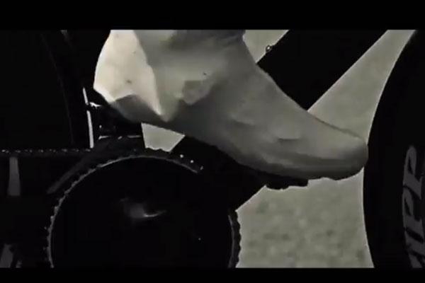 Boardman Air/TTE bike