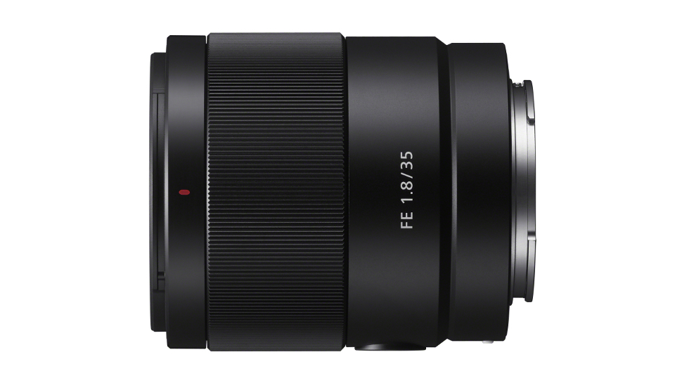 Long-rumored Sony FE 35mm F1.8 lens arrives | Digital Camera World
