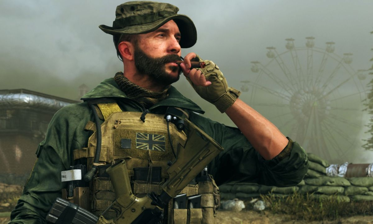 Call of Duty: Modern Warfare and Warzone's 'OK' gesture has been removed