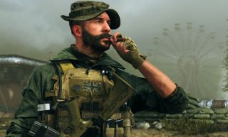 Call of Duty: Modern Warfare season 4 - Captain Price