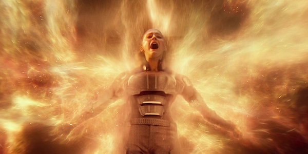 Jean Grey as Phoenix in X-Men: Apocalypse