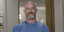 Law And Order: Organized Crime's Chris Meloni Is Shirtless And Jacked For New Photo Shoot, And Fans Are Beside Themselves
