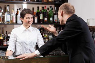 hotel workers flirting