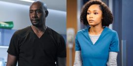 When Chicago Med Vet Yaya DaCosta's New Fox Show With The Resident's Morris Chestnut Will Debut