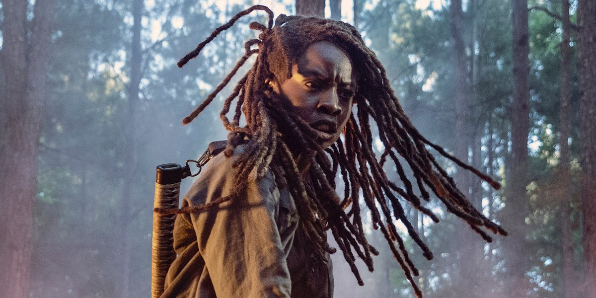 michonne walking dead season 10