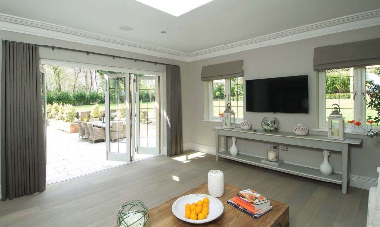 What to consider before buying bifold doors Real Homes