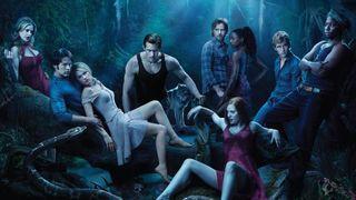 The ensemble cast of True Blood