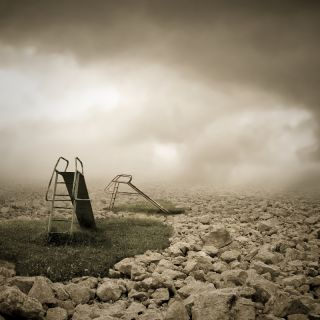 barren playground