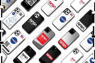casetify nasa-branded phone cases