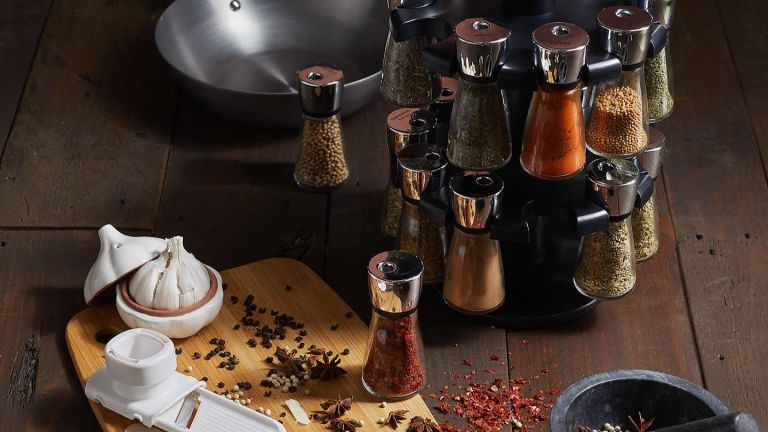 The best spice racks