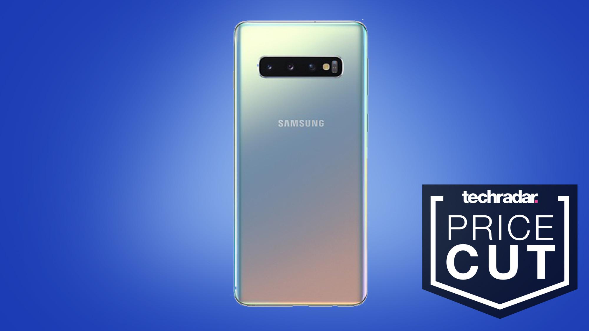 Amazon Black Friday Phone Sale Slashes Samsung Galaxy S10 Price To Under 600 Techradar