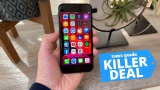 iPhone SE deals