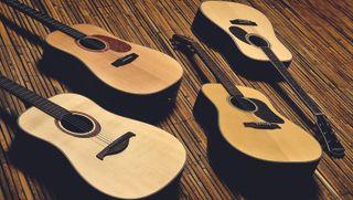 The best Cyber Monday acoustic guitar deals
