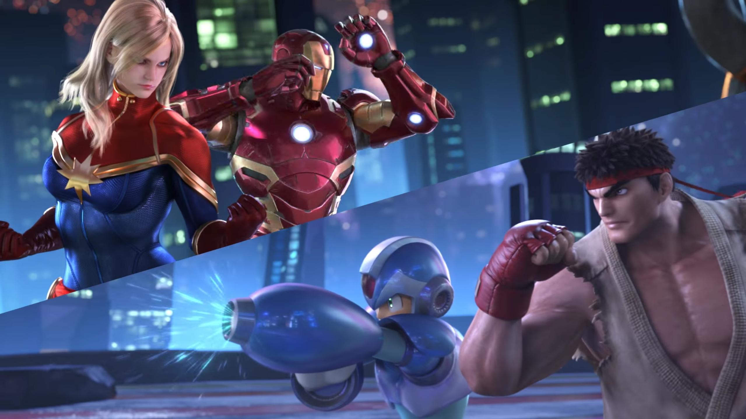 Marvel vs Capcom: Infinite revealed, coming to PC next year