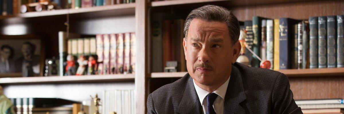 Tom Hanks in Saving Mr. Banks
