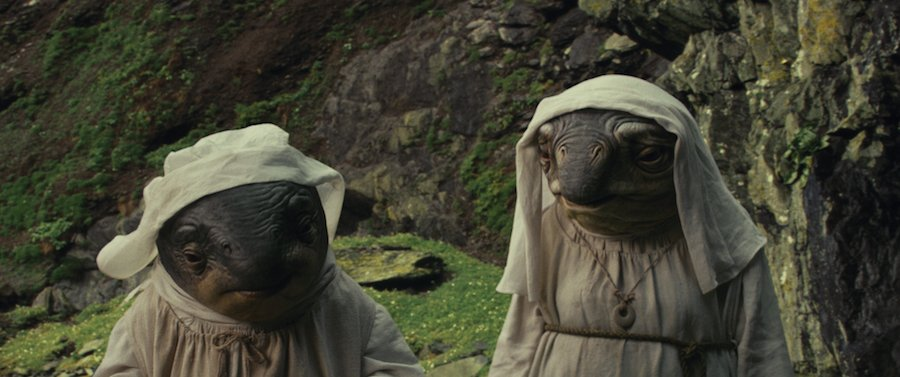The Caretakers Star Wars The Last Jedi