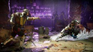 PS5 Xbox Series X Mortal Kombat