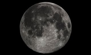 The Moon Has an Iron Core