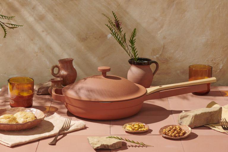 Terracotta always pan