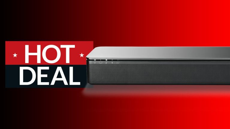 Wireless Soundbar on Sale - Save $300 on a Bose Surround Sound System
