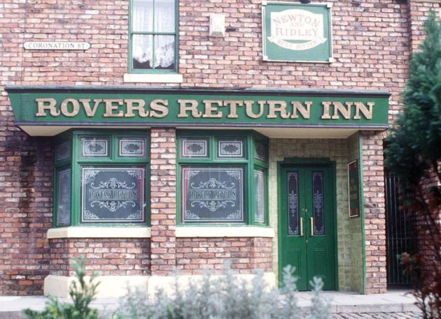 Corrie tightens security over anniversary drama