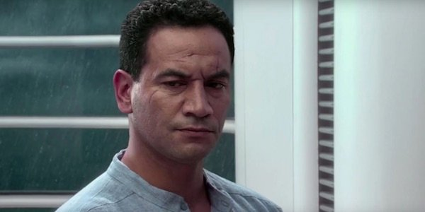 Temuera Morrison as Jango Fett in Star Wars Episode II: Attack of the Clones
