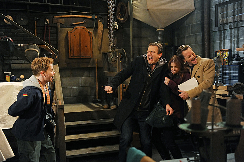 See Buffy's Seth Green And Alyson Hannigan Reunited In How I Met Your Mother Photos #24804