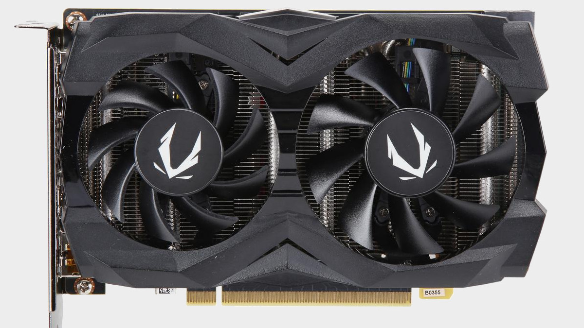 Zotac's dual-fan GTX 1660 graphics card is just $200 on Newegg | PC Gamer