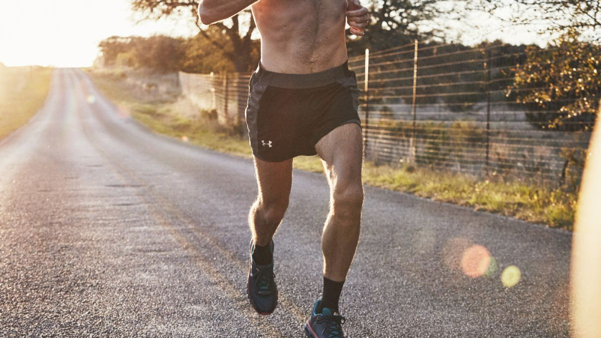 One Nice Mens Running Shorts Pocket Outdoor Lightweight Bodybuilding Shorts for Training Jogging Workout