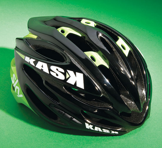Kask Vertigo special edition Sky Rainforest Rescue helmet