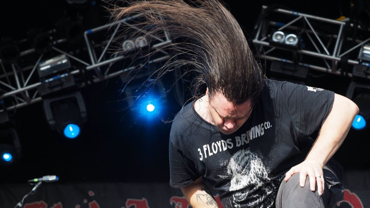 No one can headbang better than me, insists Cannibal Corpse frontman