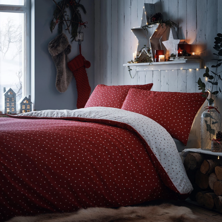 Debenhams Christmas bedding