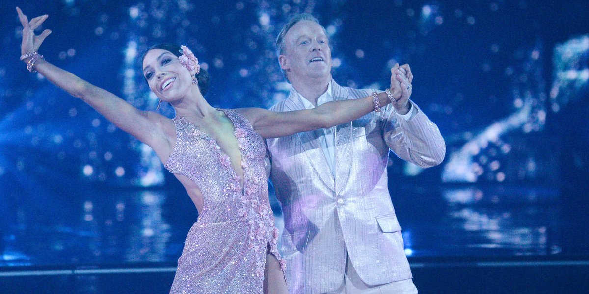 dancing with the stars season 28 sean spicer jenna johnson